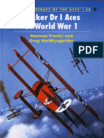Aircraft of the Aces 040 - Fokker Dr I Aces of World