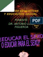 Clase-12-Tecnicas Educat y Educ Sexual Dr. Luna Xq Dr. Carranza No Deja Su Diapositiva