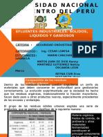 EFLUENTES INDUSTRIALES. seguridad ind. y amb..pptx