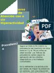 TDAH-Trastorno por Déficit de Atención con o sin.pptx