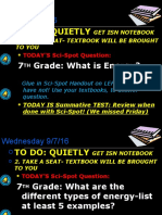 week 4 grade 7 intro energy forms and changes
