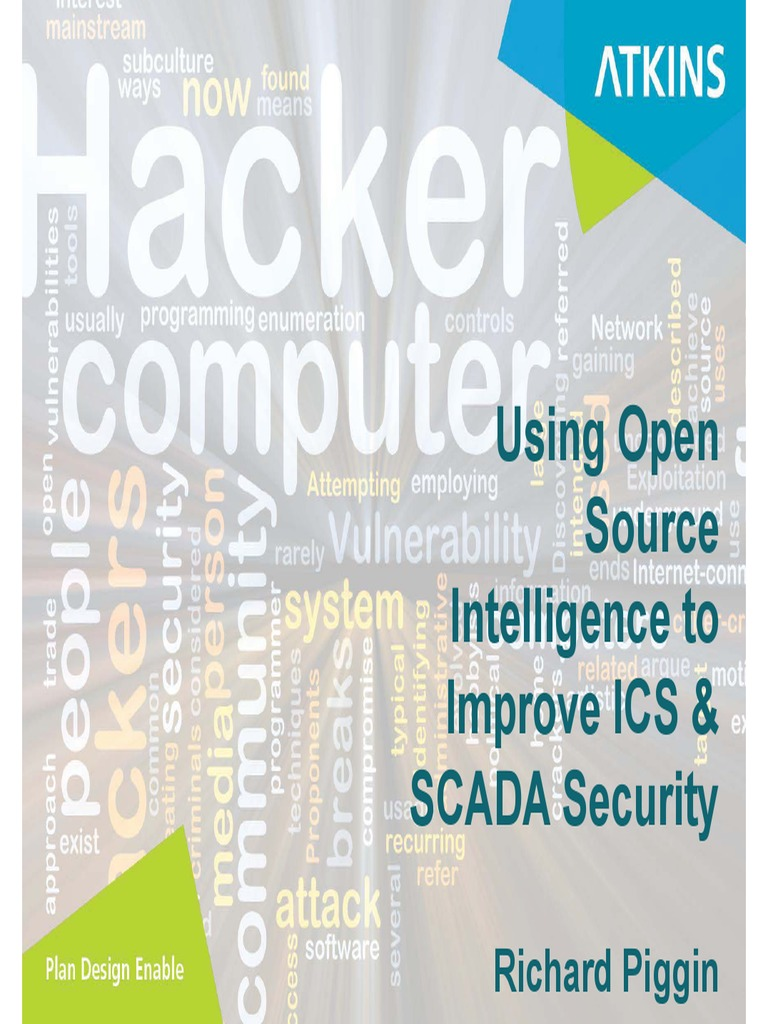 SCADA Security   Threat (Computer)   Online Safety & Privacy
