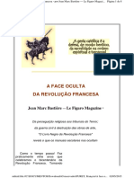 A Face Oculta Da Revolução Francesa - Por Jean Marc Bastière — Le Figaro Magazine. Tradução André F. Falleiro Garcia