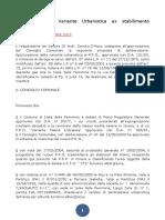 SOLEMAR 2005 24 NOVEMBRE DELIBERA CONSIGLIO 15 SOLEMAR EX LIQUIGAS PRG VARIANTEALBERGO 4 STELLE PASSAGGIO LIVELLO A 29 TOIA LA FATA ISOLAUTO