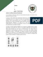 Base de Datos II.doc