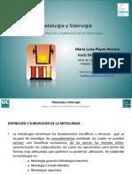 2 Metalurgia y Siderurgia Inicios 1