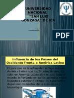 Influencia Del Occidente Frente America Latina - Copia