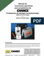 P403-3194S Chase Pertigas
