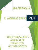 7. Modulo Splice II