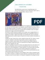 La Familia Medieval Sus Costumbres