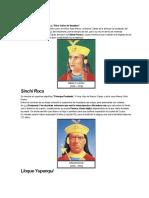 14 Incas - Dinastia Incaica