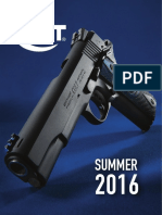 Colt Summer 2016 Commercial Catalog
