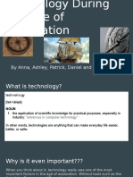 curtis-technology during the age of exploration