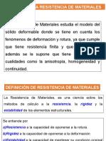 PRIMERA  CLASE-CONCEPTO DE RESISTENCIA DE MATERIALES-22-08-2016.ppt