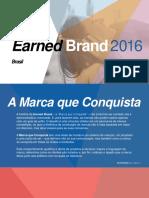 EarnedBrand 2016 Brazil