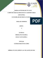 Ejemplos de Subsidios Malos o Nocivos en Pesquerías