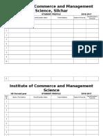 Icmss Student Profile