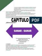 proyecto ciclo primaria