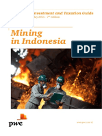 Mining in Indonesia 2015