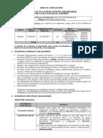 PROCESO DE SELECCIÓN DE PERSONAL POR SUPLENCIA PARA LA RED ASISTENCIAL ALMENARA