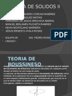 Teoria de Boussinesq