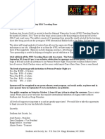 SASI NWS Sponsor Letter With Form