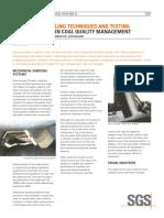 SGS MIN TP2003 10 Coal Quality Management