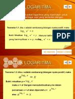Materi Logaritma Pdf