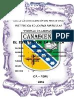 EL ESTUDIO DE LAS CELULAS.doc