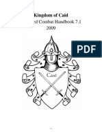 Armored Combat Handbook 7.1