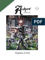 Target Archery Handbook 1.10