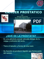 Cancer Prostatico Expo de Equipo 1