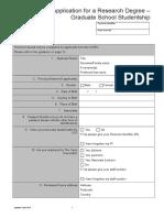 Application Form - Home 16-17 (DS) Graduate School Studentships_0_1