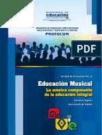 UF14 Educacion Musical