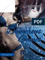Dangerous Games (Spanish Edition) - Kelly Dreams.pdf
