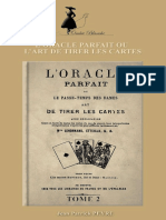 Mlle Lenormand - L_27oracle Parfait - Tome 2