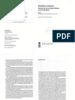 Araujo y Martuccelli. Desafíos Comunes I (Introducción)