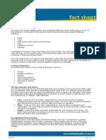 Ayurveda Fact Sheet Australia
