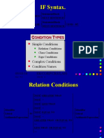 ControlStructures & Arithmetic Verbs