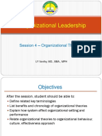 Session 4_ Organizational Theories