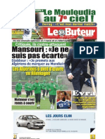 LE BUTEUR PDF du 01/06/2010