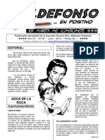 ILDEFONSO EN POSITIVO - nº 56 - Junio