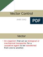 q) Vector Control
