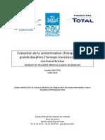 Rapport du Groupe d'étude des Cétacés du Cotentin (GECC)