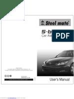 instrucciones del sensor de estacionamiento steelmate para diabetes