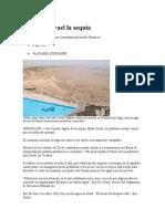Israel Contra La Sequia