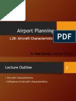 Lectut CEN 307 PDF Aircraft Characteristics_2016 (1)