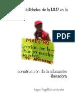 IAP en la educación liberadora