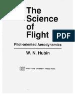 The Science of Flight - W N Hubin - 1992