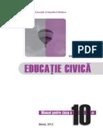 X Educatie Civica